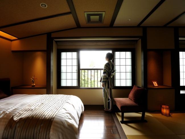 【3位:お宿 いけがみ】客室イメージ