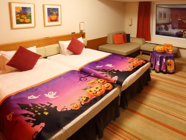 【1位:東京ベイ舞浜ホテル】ハッピー・ハロウィーンルーム