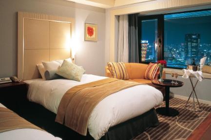 オークラホテル神戸の客室一例