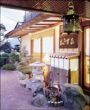 【2位:奥飛騨温泉郷 花ごころ万喜(ばんき)】外観