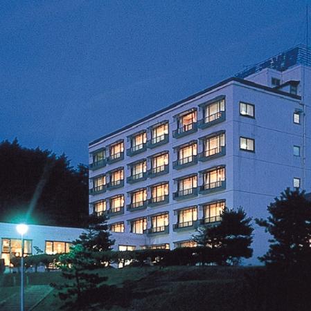 【3位:湯野浜温泉 ホテル満光園】外観