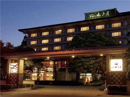【1位:秋保温泉 ホテルニュー水戸屋】外観