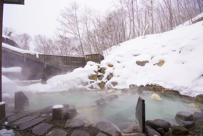 1位 蔵王温泉 蔵王国際ホテル 八右衛門の湯 露天風呂