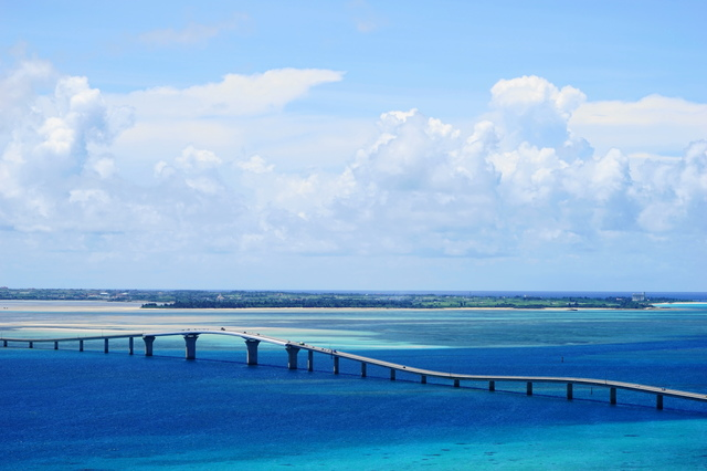 1位 沖縄県 伊良部大橋