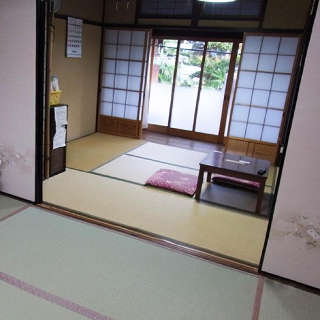 【1位:民宿 おやじの海 <直島>】和室