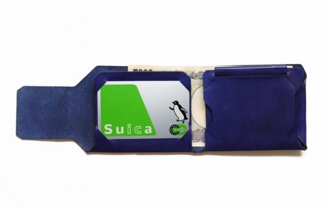 Suicaなど交通系ICカードにも便利