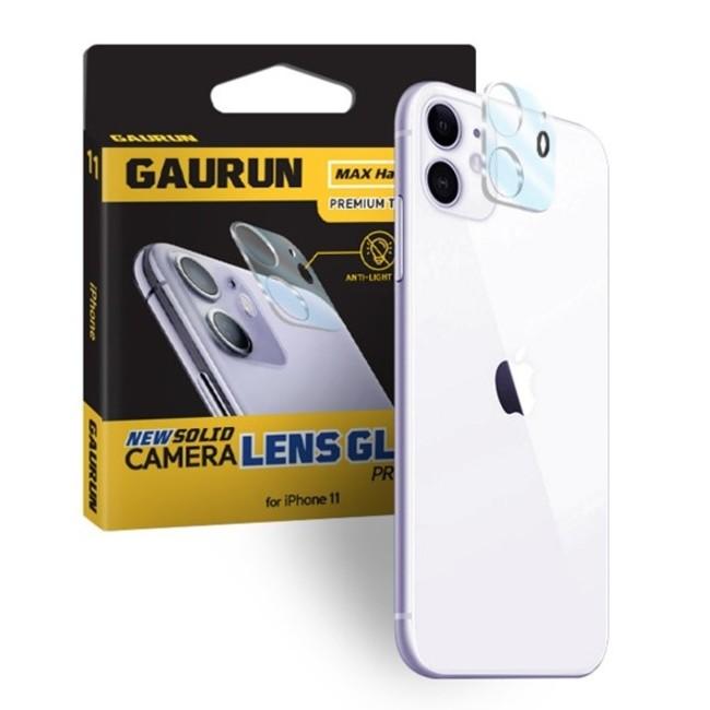 iPhone 11用カメラガラスフィルム