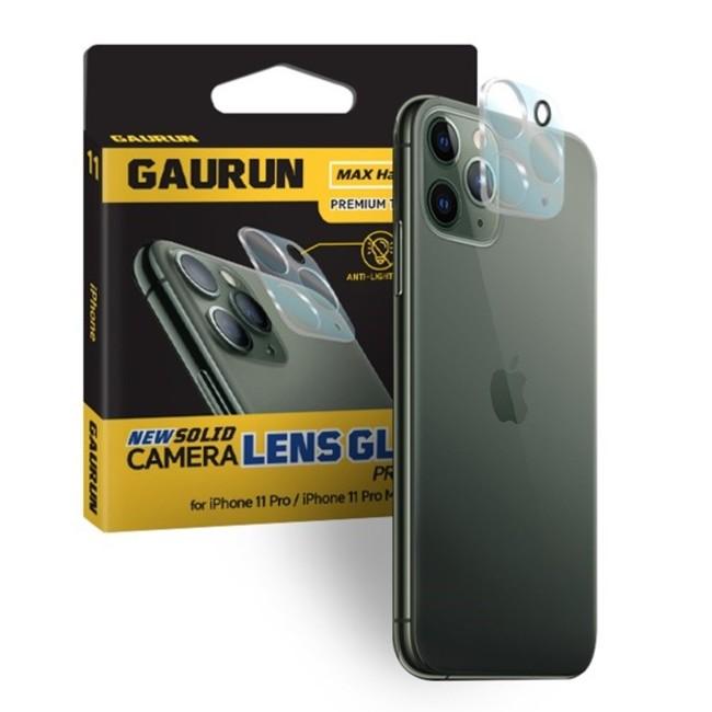 iPhone 11 Pro,11 Pro Max用カメラガラスフィルム