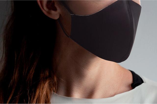 3D立体設計で楽な呼吸