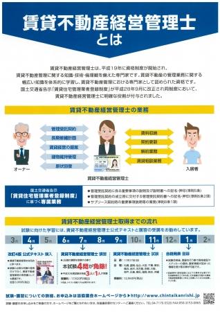 賃貸不動産経営管理士の役割
