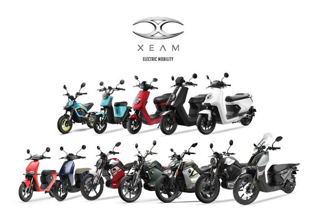 XEAM電動バイク「TROMOX(トロモックス)」「NIU(ニウ)」「SUPER SOCO(スーパーソコ)」のラインナップ