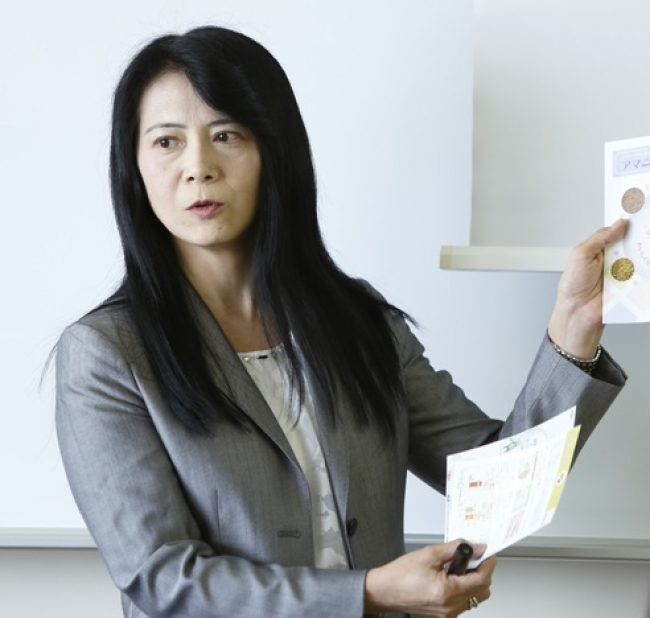 有川由紀子さん (日本製粉株式会社)