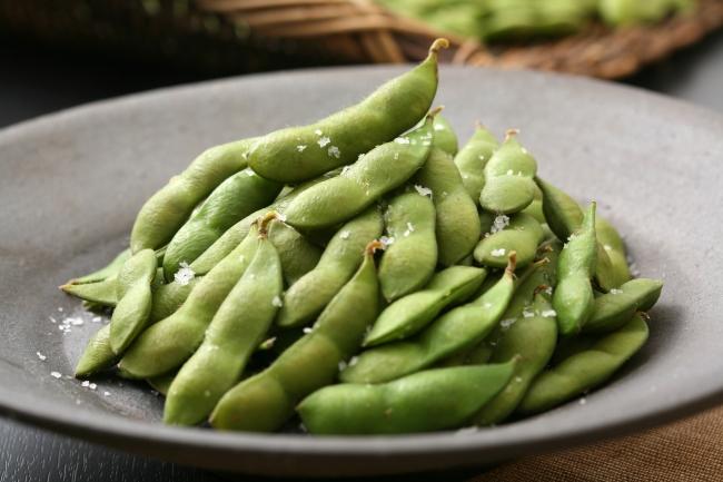 新潟市食と花の銘産品「くろさき茶豆」