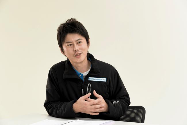 富山環境整備 アグリ事業部 技術開発課 課長 山藤 正智 氏