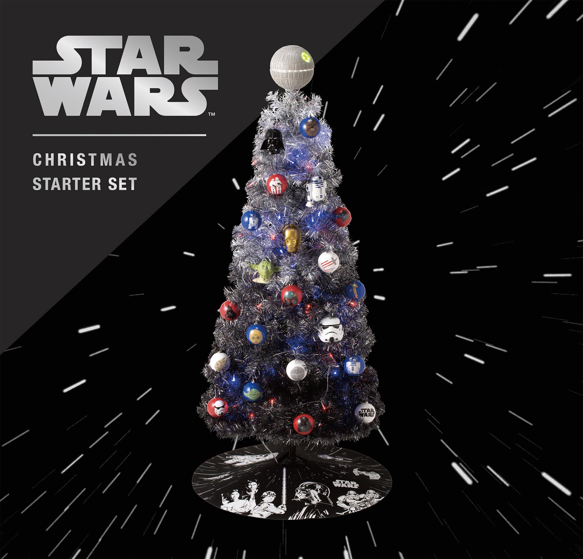 「スター・ウォーズ」クリスマスツリー10月4日より数量限定で販売|株式会社Francfrancのプレスリリース