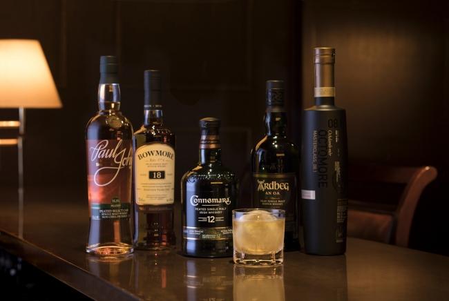 Whisky Journey - スモーキーウィスキー イメージ