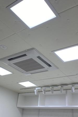 調光が可能な照明設備