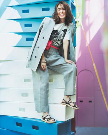 ※モデル:オードリー亜谷香