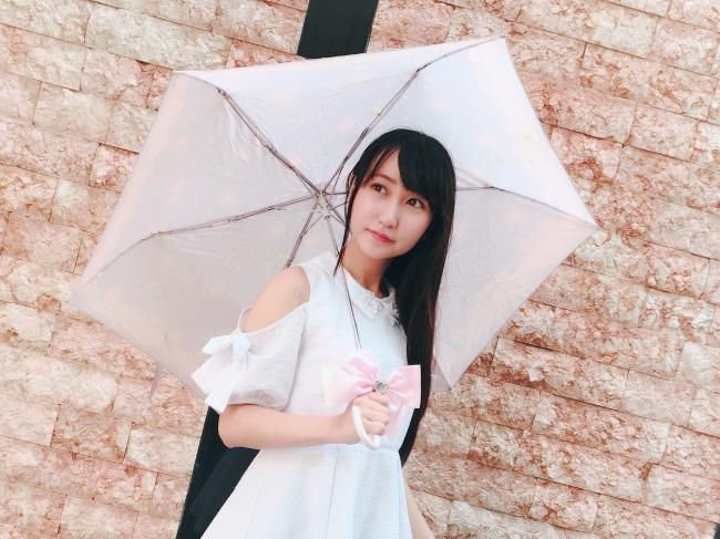 リボンプリンセス 桜井理衣さん 着用画像