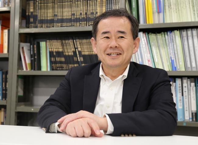 町田 修一 教授