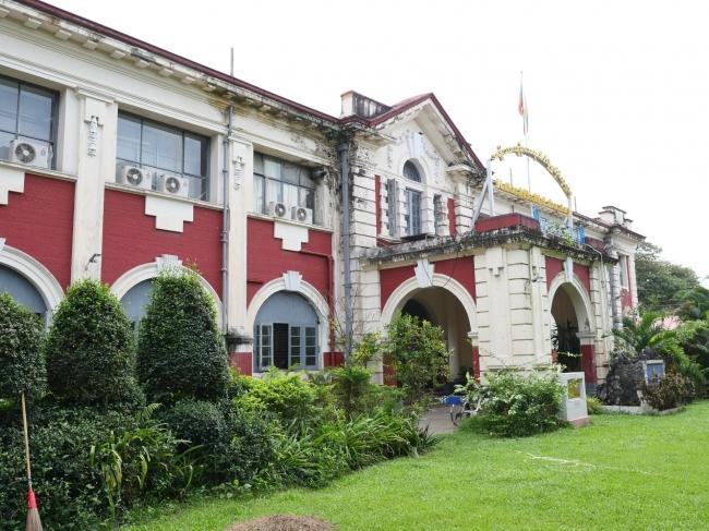 ミャンマー 国立衛生研究所 (NHL:National Health Laboratory)