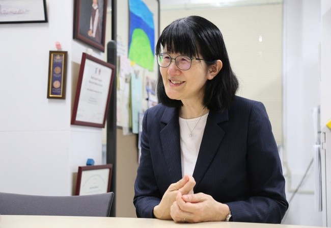 武田裕子教授