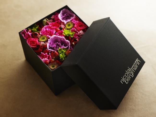 フラワーボックスアレンジメント BOX(イメージ画像)
