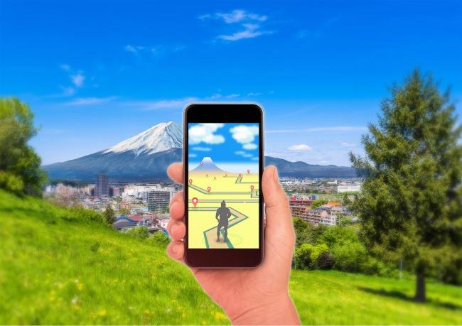 画像1 ARアプリのイメージ
