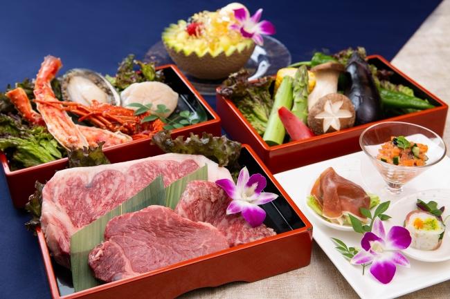 令和元年 神戸牛2種バーベキューセット