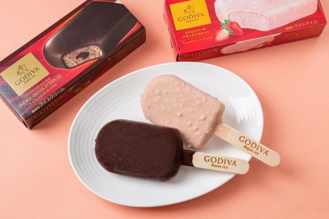 ゴディバ チョコレートアイスバー イメージ