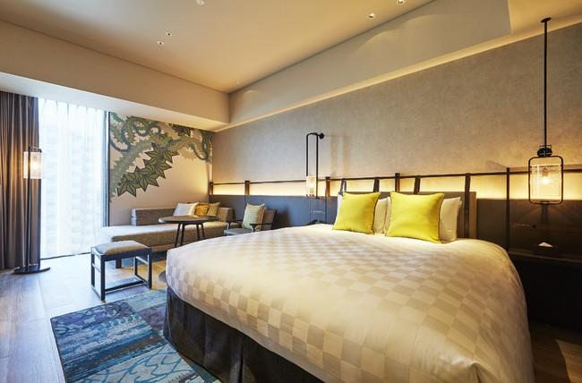 東京ベイ潮見プリンスホテル スタンダードキングルーム