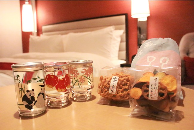 東京プリンスホテル 「【東京タワー側確約】お部屋でじっくりワンカップを愉しむステイ」