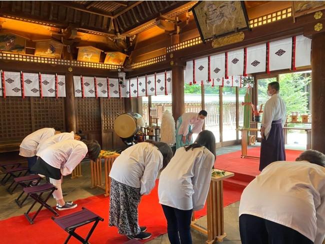 川越プリンスホテル 「神社・お寺体験ツアー付き宿泊プラン」