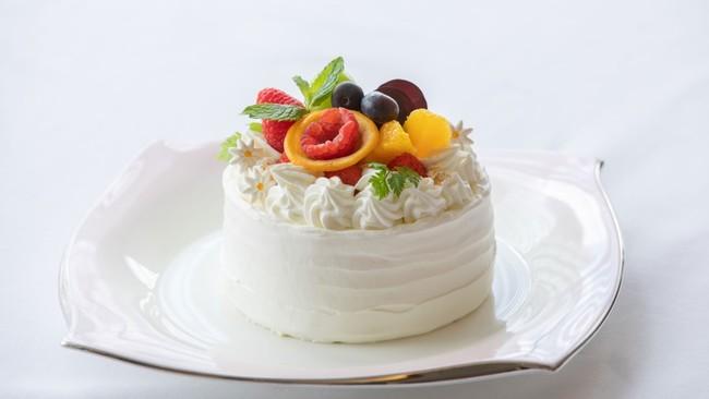ケーキ作り体験教室で作るフルーツショートケーキ