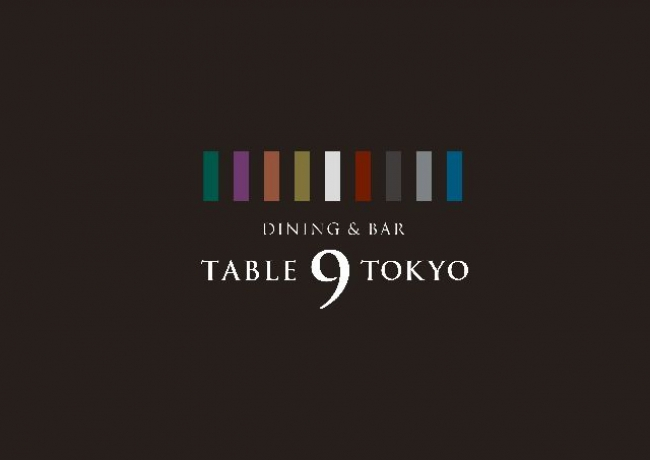 TABLE 9 TOKYO ロゴ