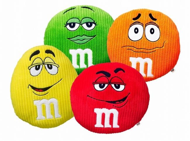 M M S R キャラクターのクッションセットなど日本未発売のレアなアイテムやm M S R 1年分が手に入る M M S R ハッピーカラフルボトル キャンペーン を実施 Oricon News