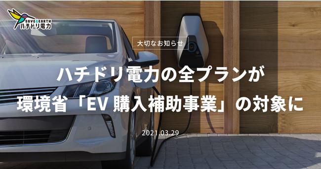 電気 自動車 補助 金