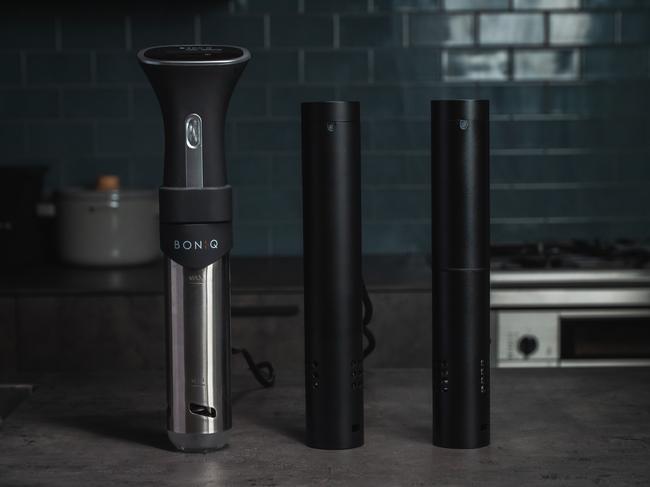 左から「BONIQ」、「BONIQ Pro」、そして「BONIQ 2.0」