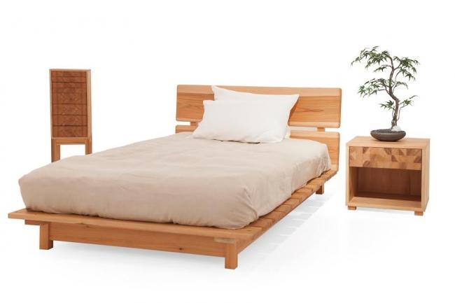 十津川リビング ベッドアイテム
