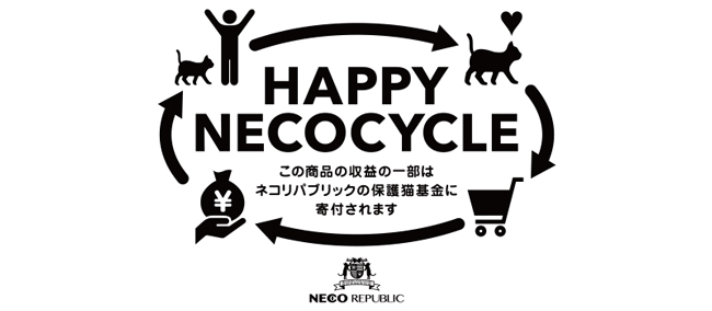 HAPPY NECOCYCLE