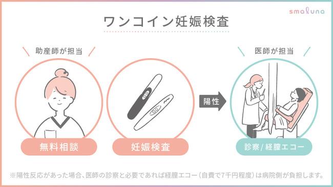 ワンコイン妊娠検査概要
