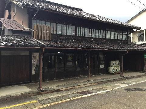 君乃井酒造(妙高市)