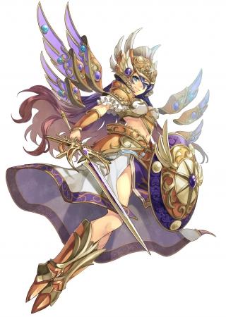 誇り高き武人 アテナ(★5)