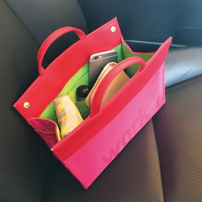 日常のお出かけのワンマイルバッグとしても。