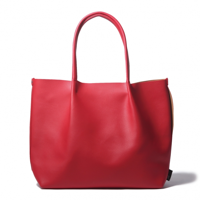 【ROOTOTE】ミディアム LT.COL-A 3,900円+税(品番:223108 RED)