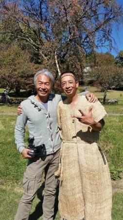 小松さん(右)