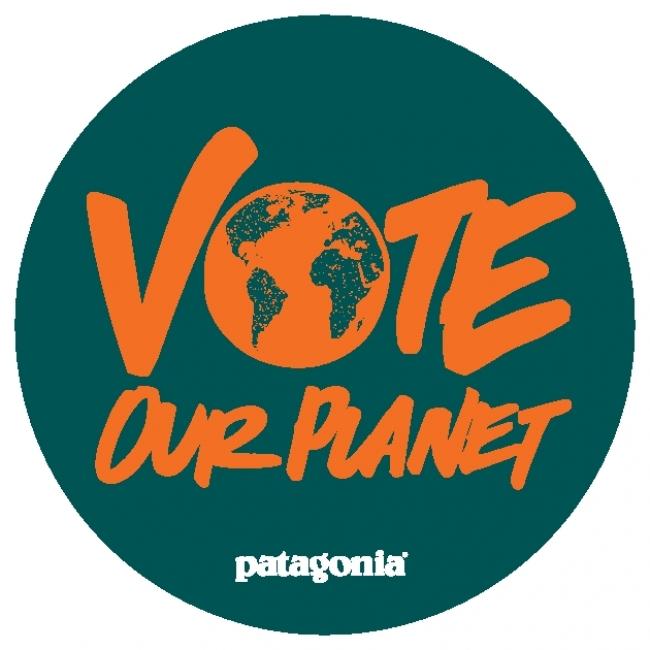 第48回衆議院議員選挙 10月22日、  地球に投票しよう。  Vote Our Planet.
