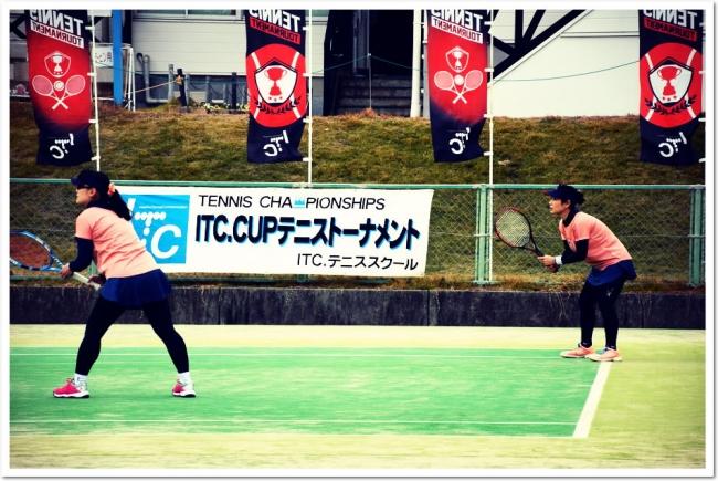 ITCテニススクール全校の一年を締めくくる戦いがついに始まる