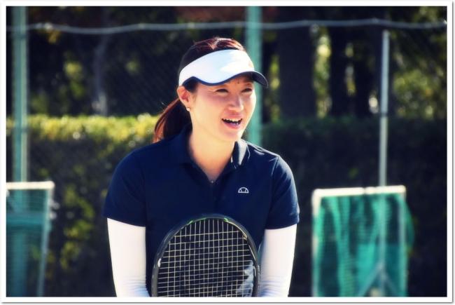 2015年全日本テニス選手権ダブルス女王 久見 香奈恵プロ