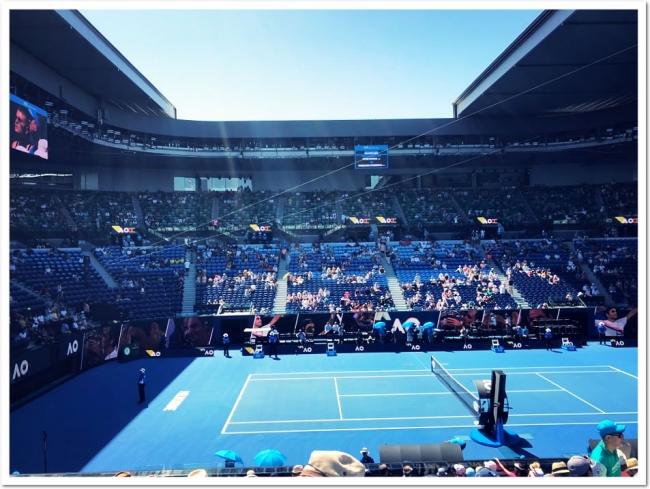 今年も大満足!『ITCテニススクール ✖ 全豪オープンテニス観戦ツアー 2019』